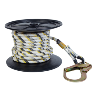 línea de vida en cuerda 30m